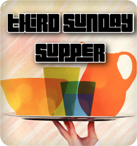 Third Sunday Supper - Serve Cup of Cold Water
