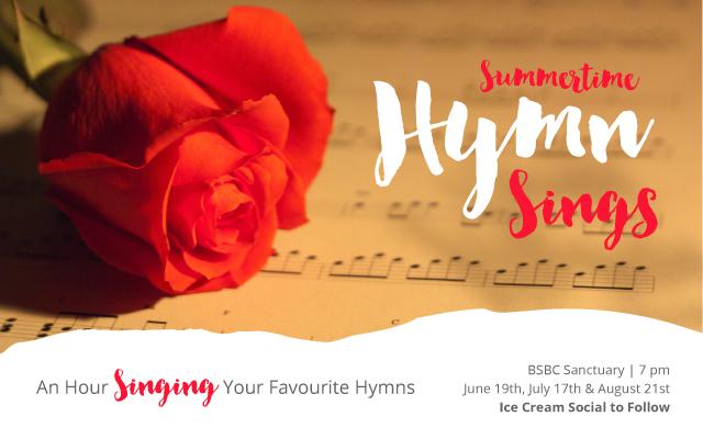 Summer Hymn Sings